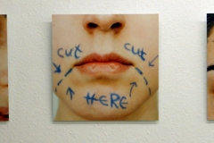 Clotilde Petrosino: To Be Cut Here