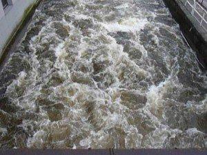 Whirlpool - water!