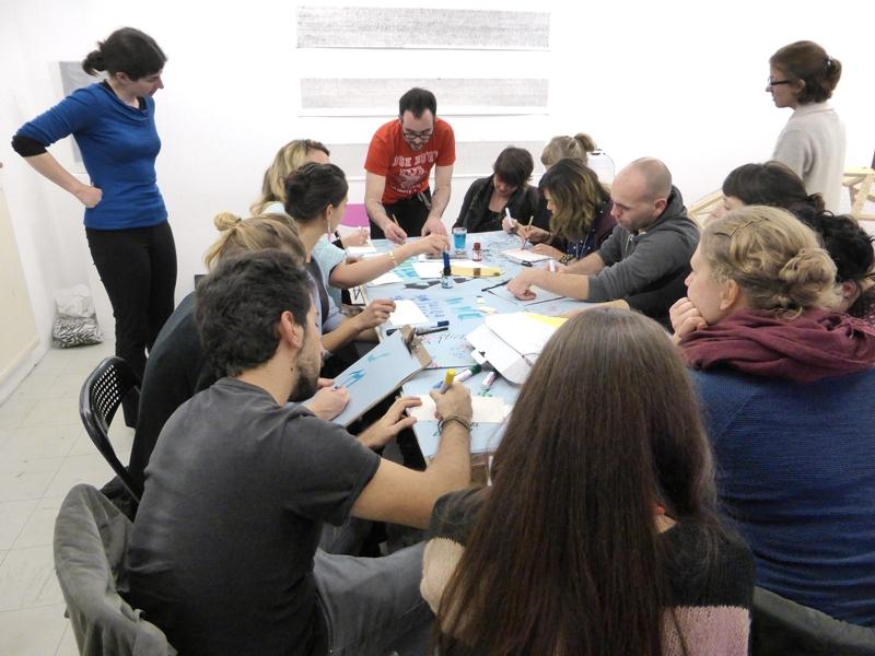 Drury Brennan, SLOW WRITING, Kalligraphie-Workshop
