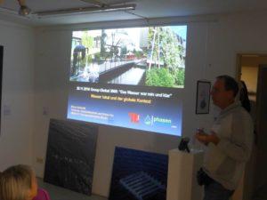 Vortrag Marco Schmidt Das Wasser war rein und klar