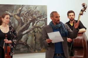 Vernissage DER WALD - Freunde von Group Global 3000