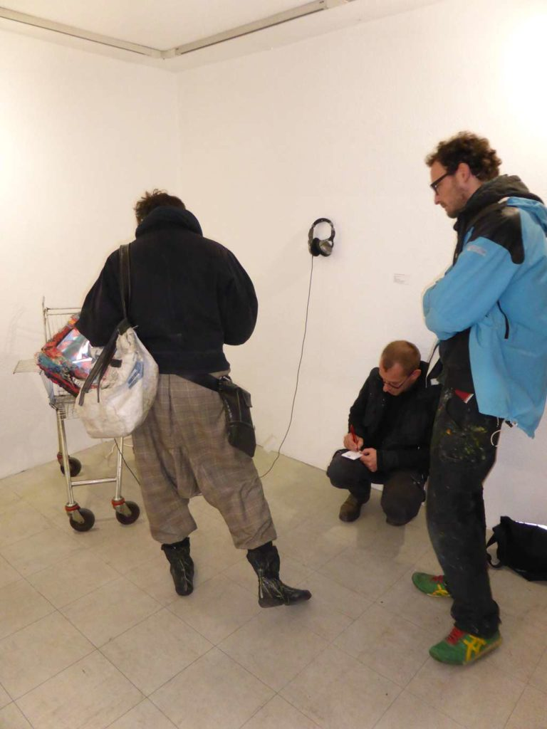 Exhibition Repairing Culture Plastic Change