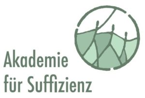 Logo der Akademie für Suffizienz - The Soil we live of