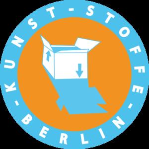 "Logo ""Kunst - Stoffe - Berlin"""