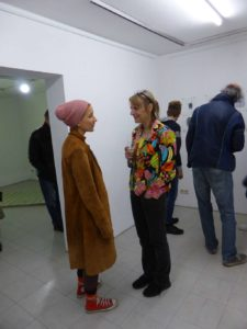 Dr. Carola Muysers, Sylvia Krüger Introduction to the exhibition The Song of Vanishing Species