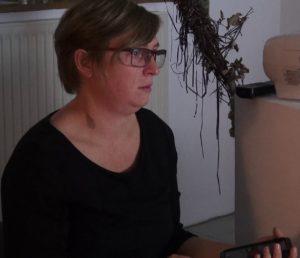 """Performance """"Leben und Erfahrung in der Residenz"""", Krisztina Fazekas-Kielbassa, Wege zur Nachhaltigkeit"""