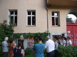 Tour to Windows of Consumption. Mona Lüders