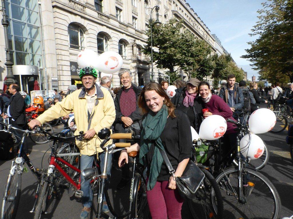 """GG3 auf der Klimademo am 20.09.2019 """"Unter den Linden"""" Klimastreik 20-9-2019"""