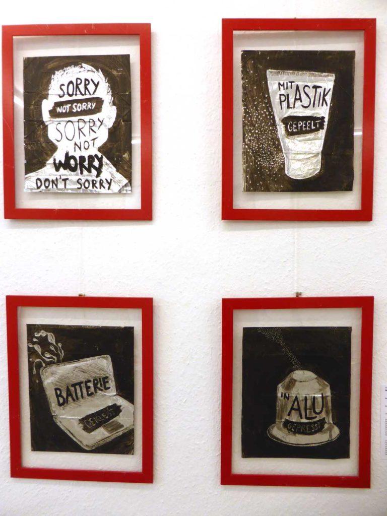 Worry Not Sorry (C) Sophie Gnest - Wege zur Nachhaltigkeit