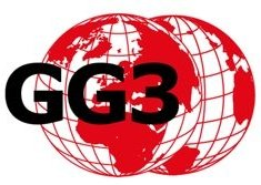 We live for two worlds. Logo GG3 Art of sustainability