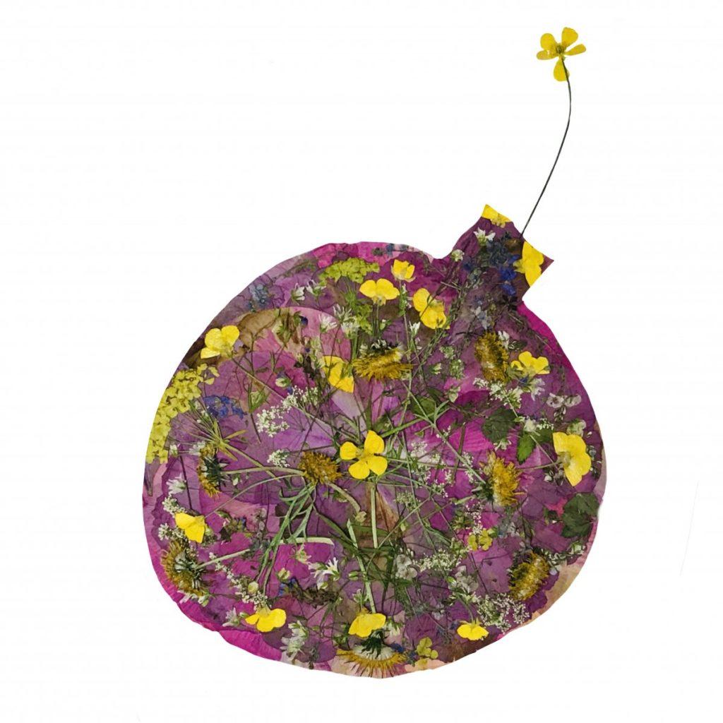 Flower Bomb, C Michelle Gallagher, 2021, Foto, Din A3 Endless Summer